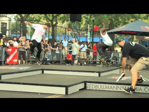 Red Bull Manny Mania 2010 - Manny Pro Umbrella Session - Episode 6 Video