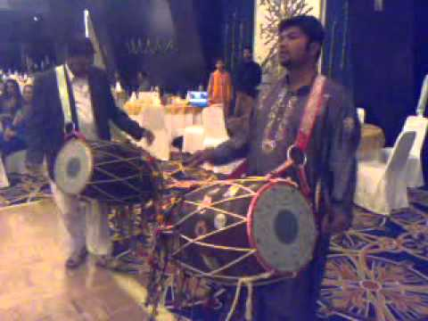 Dubai Wadding Dhol video