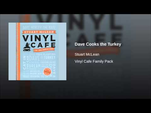 Dave Cooks the Turkey