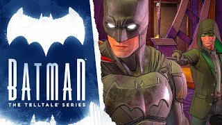 BATMAN THE ENEMY WITHIN! (PART 1)