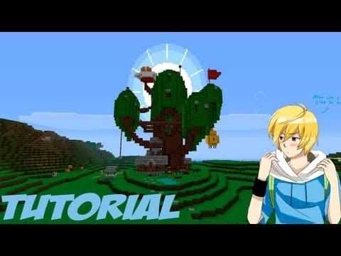 Como baixar e Instalar o mapa Hora de Aventura no Minecraft + Textura (2013)