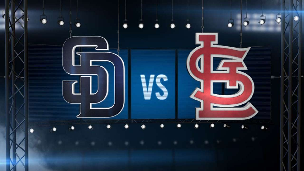 7/4/15: Martinez leads Cardinals to win over Padres