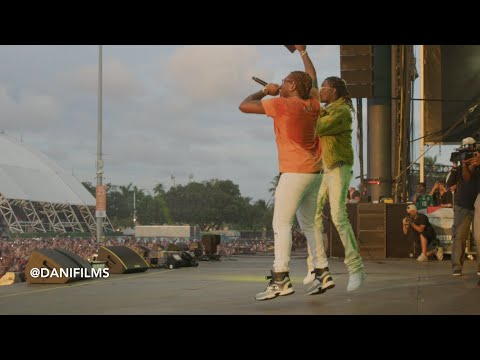 Rolling Loud Miami 2019 Gunna, Young Thug & Lil Baby