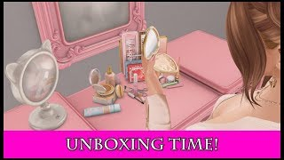 Unboxing Time! Powder Pack, LeLutka Edition For November! (Second Life)