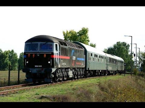 Mercia Charters railtour in Hungary, 2013 (HD)
