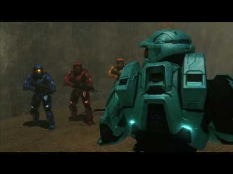 Red vs. Blue Recreation 13