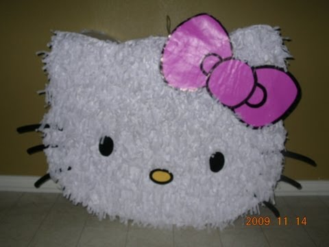 Pinata De Hello Kitty - Mp3Berry