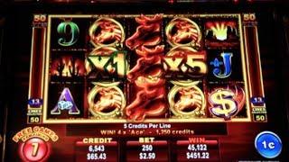 MUSTANG MONEY | Ainsworth - Back-to-Back BIG Bonus Slot Machine Wins
