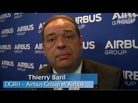 Airbus Group : Le plan de restructuration expliqué par Thierry Baril