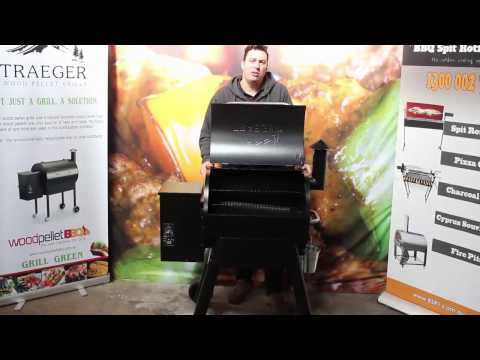 Traeger Pellet Grill Review