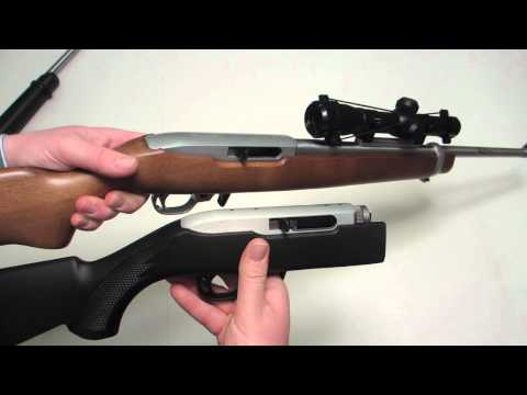 Ruger Takedown 10/22 Table Top Review