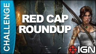 Tomb Raider Walkthrough - Challenge_ Red Cap Roundup