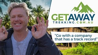 My Kokoda Trail Review - Dermott Brereton