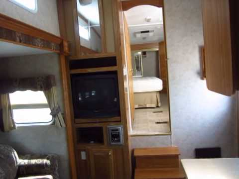 Used 2005 Cedar Creek 362BBS Bunkhouse Fifth Wheel - Haylett RV