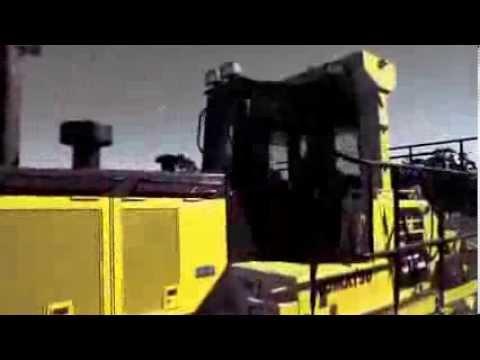 Anvil Media | Komatsu Mining Dozer promotional video production