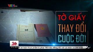 Tiêu điểm: Tờ giấy thay đổi cuộc đời | VTV24