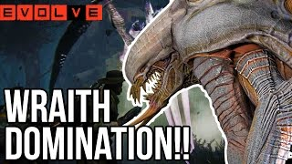 I AM WRAITH!! - Evolve Gameplay Walkthrough - Single Player - Part 6!! (PC 60fps HD)
