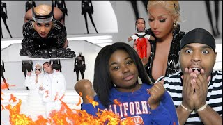 ‪NICKI GOT THAT TOP 5!! ❤️😍| Tyga - Dip (Official Video) ft. Nicki Minaj ‬| REACTION!!!  #trending
