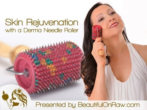 Skin Rejuvenation with a Derma Needle Roller