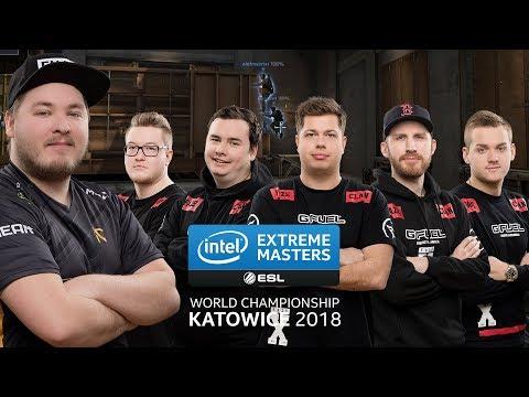Fnatic Flusha Ace | IEM Katowice 2018 GRAND FINAL