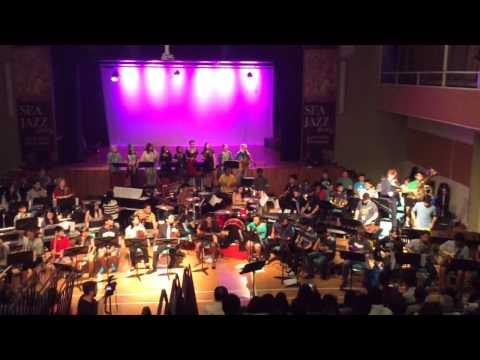 SEA Jazz 2015 at GIS Kuala Lumpur Oye Como Va
