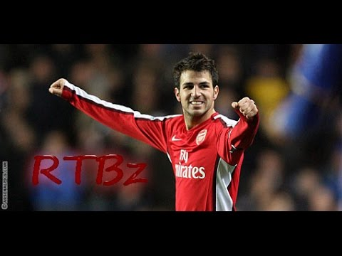 Cesc Fàbregas (Arsenal Memories) - Absolutely Fantastic