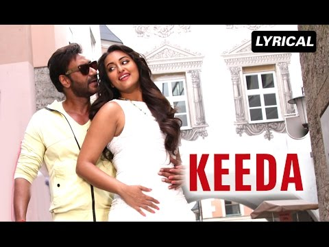 Keeda (Full Lyrical Song) | Action Jackson | Ajay Devgn & Sonakshi Sinha