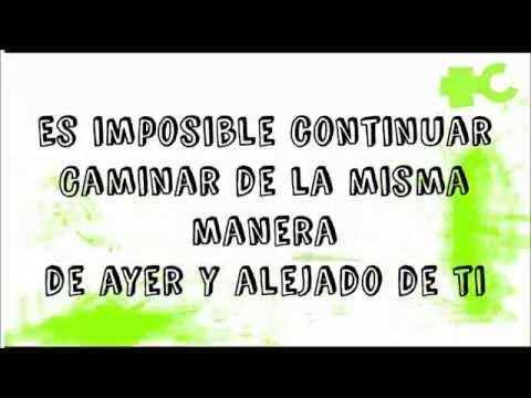 Es Imposible (Letra)- Funky