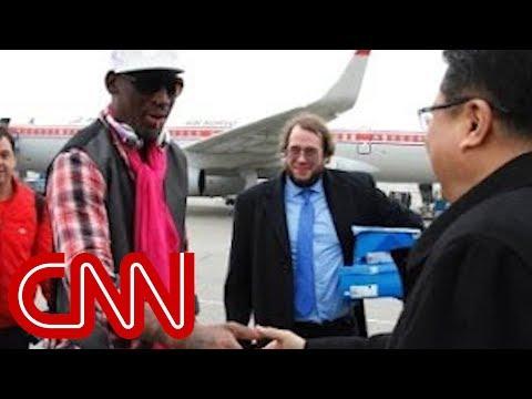 Dennis Rodman gets emotional after Trump-Kim summit