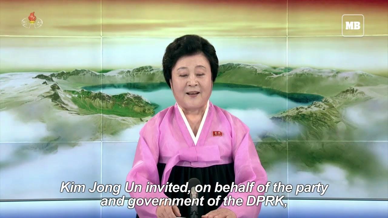 North Korea confirms Kim's China visit and returns invitation