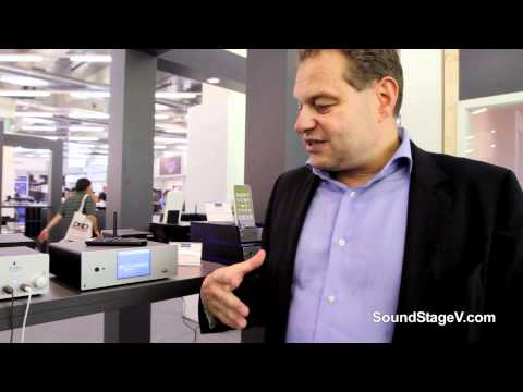 SoundStageNetwork.com: High End 2011 Highlights: Pro-Ject's Music Streamer SE