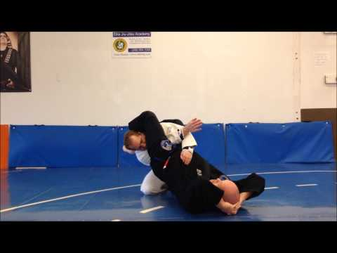 BJJ Drills: Hands Free Armbar Drill from Guard Image 1