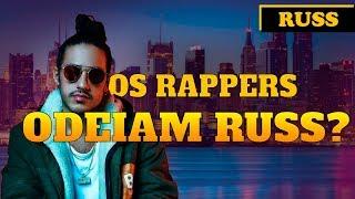 RUSS: LANÇOU 11 ÁLBUNS EM 4 ANOS!!   Biografia - Russ
