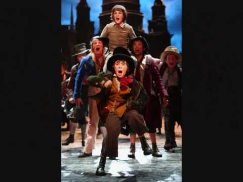 Consider Yourself - Oliver! 2009 London Cast - Ross McCormack, Laurence Jeffcoate and Tanners