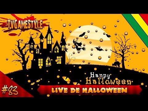#BOTECODOOVER LIVE DE HALLOWEEN (23Hs ) Vai Rola Sorteio de 1 jogo a cada 100 likes
