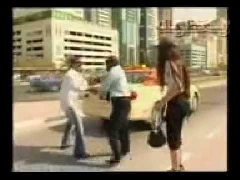Pathan Taxi Driver in Dubai
