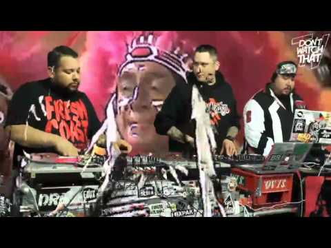 JUST JAM SPECIAL: A TRIBE CALLED RED