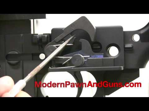 AR15 Trigger: Two Stage vs Single Stage. Geissele and AR-15 Milspec