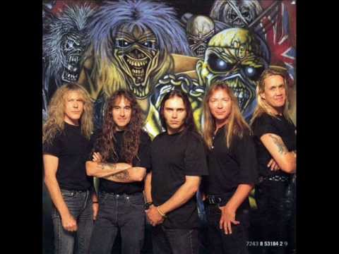 Iron Maiden - Virus (lyrics).wmv
