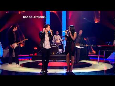 Keisha Buchanan & James Morrison - Broken Strings (Children In Need 2008)