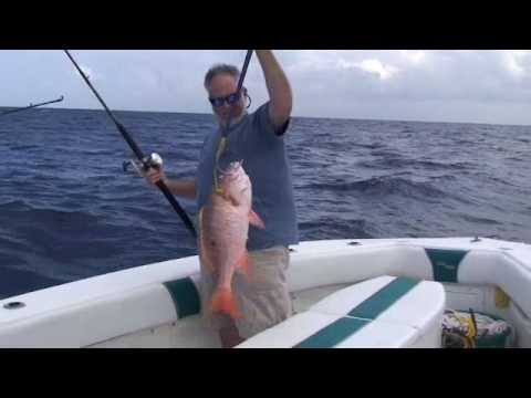 Florida Keys Fishing Snapper, Pompano