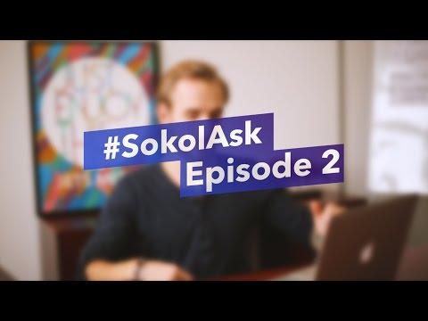 За каким контентом будущее и какое образование нужно маркетологу | #SokolAsk Episode 2