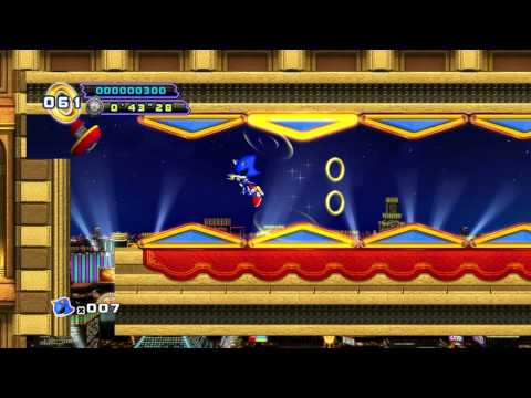Sonic 4: Episode Metal -- Metal Sonic in Casino Street Act 3
