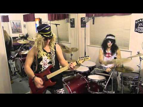 Steel Panther - Asian Hooker (sex Cougar Cover) video