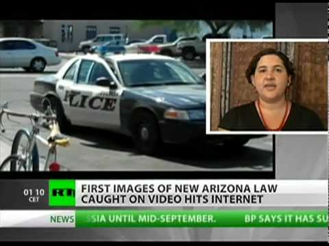 First victim of Arizona law?