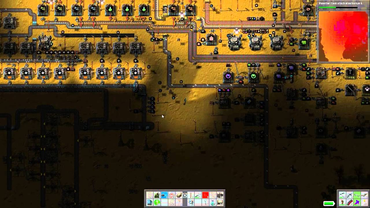 how to make factorio train