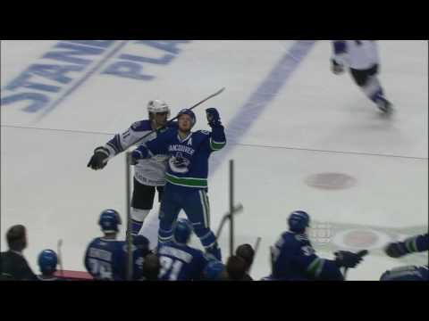 The night Ane Kopitar killed Henrik Sedin Video