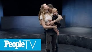 Adam Levine's Daughter Stars In Maroon 5's New Music Video With J.Lo, Ellen & More Celebs | PeopleTV