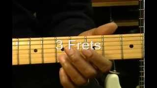 #1 How To Play An Electric Guitar Solo Without Even THINKING About Scales #1 In Am