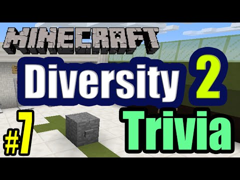 Tackle⁴⁸²⁶ Minecraft Custom Map - Diversity 2 (trivia - ประลองความมั่ว) #7 video